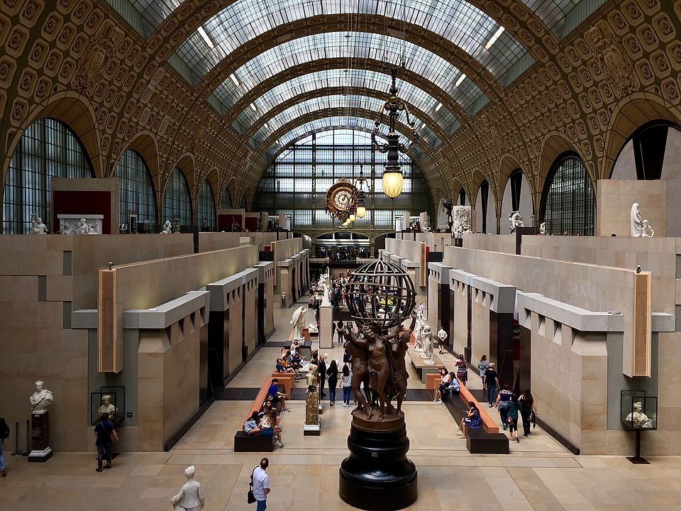 [Translate to English:] Musée d'Orsay